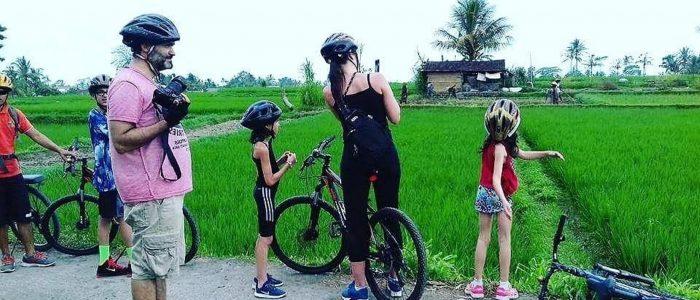 Ubud Cycling Tour Most Bali Popular Activities